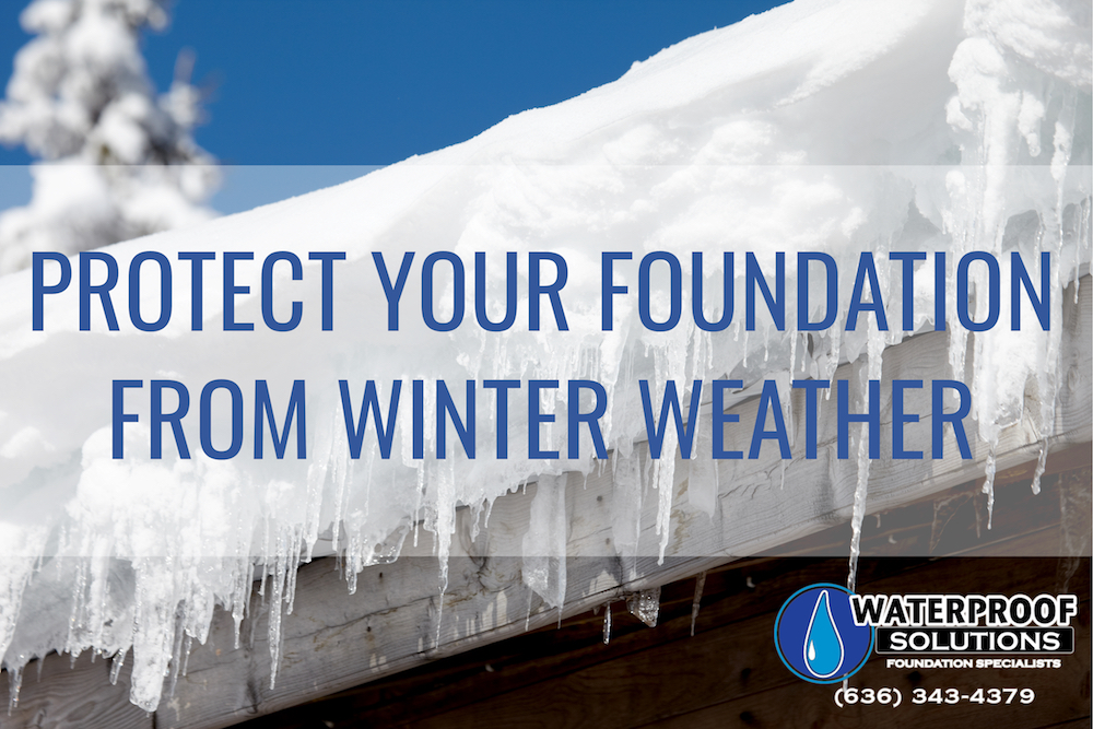 Protect Your Foundation From Winter
