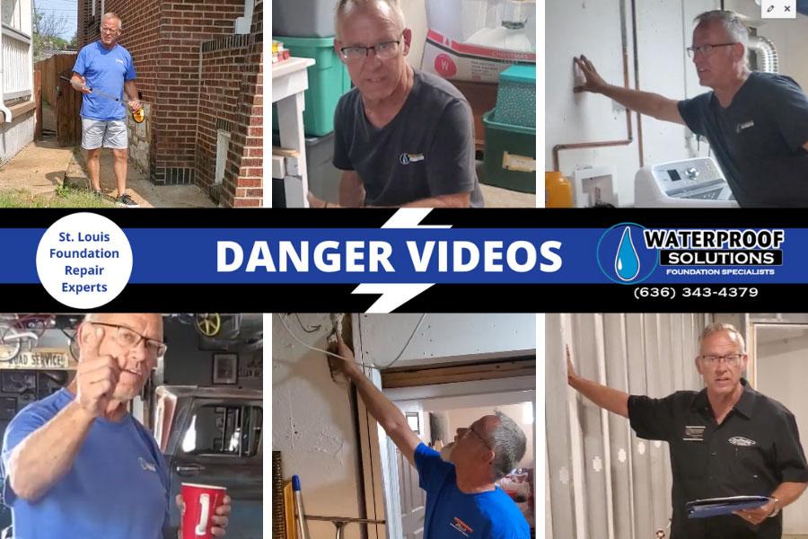 Danger Videos 16-30